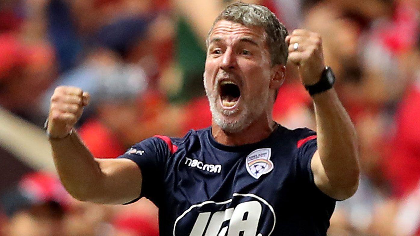 10-man Adelaide stun nine-man Brisbane in A-League's seven-goal thriller