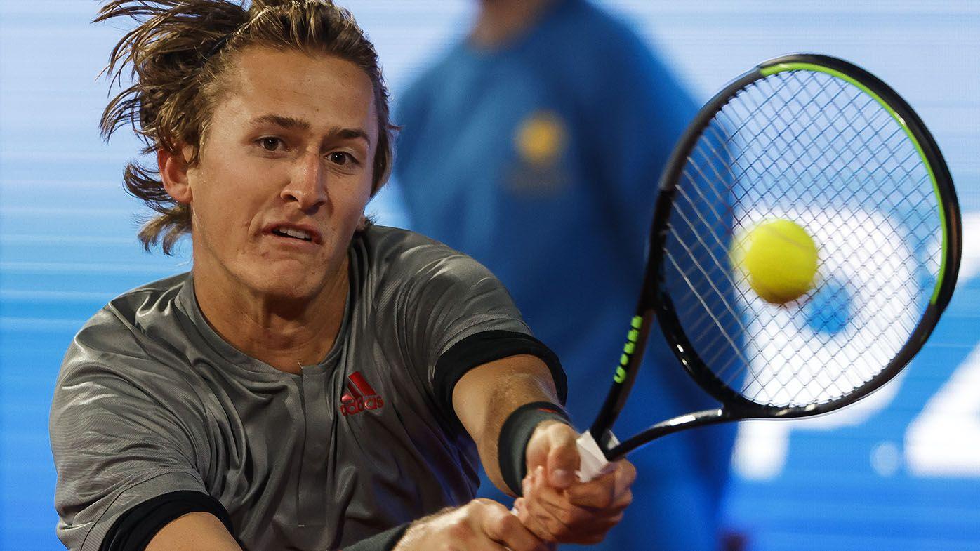 Sebastian Korda wins first career title, taking out ATP Emilia-Romagna Open final