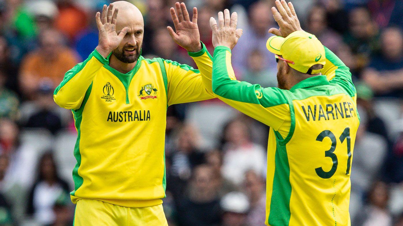 Nathan Lyon dropped for Australia's ODI tour of India