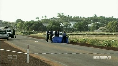 Mr Warneke was found dead by a passing taxi driver in 2010. (9NEWS)