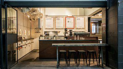 Single Origin York Street, Sydney NSW - nominated for best cafe design