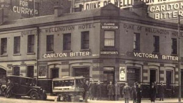 The Duke of Wellington hotel  for sale