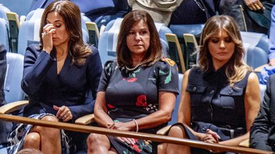 Princess Mary at the United Nations in New York, September 2018
