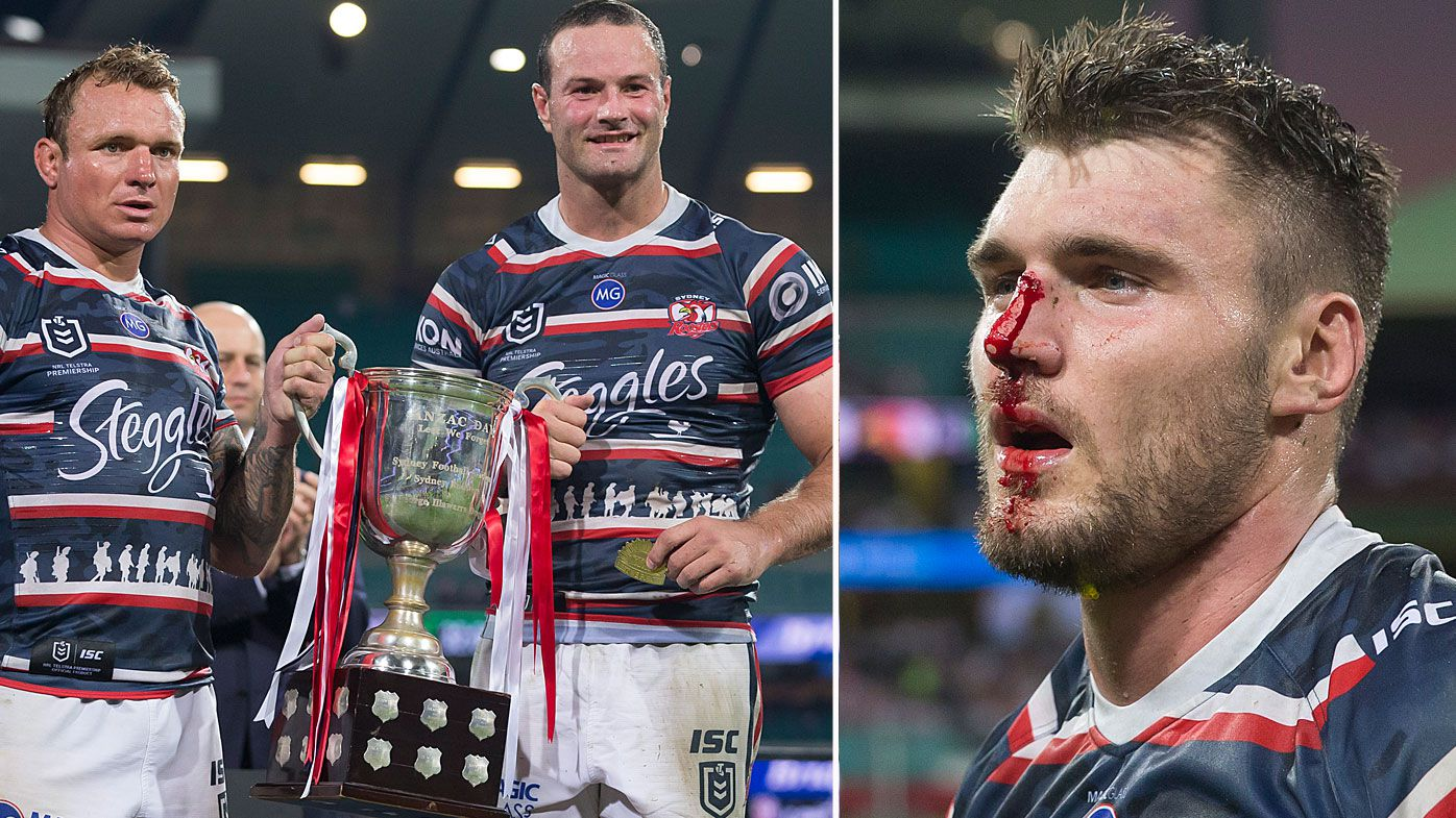Roosters too strong for 'fatigued' Dragons in ANZAC Day clash at the SCG