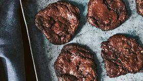 Chocolate chunk brookies
