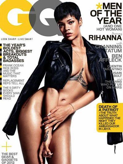 <p>Rihanna, 2012</p>