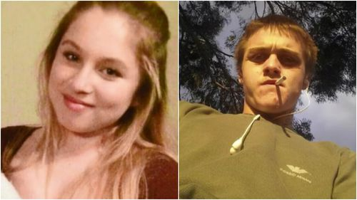 Alesha Fernando died after taking GHB Luke Delphin gave to her.