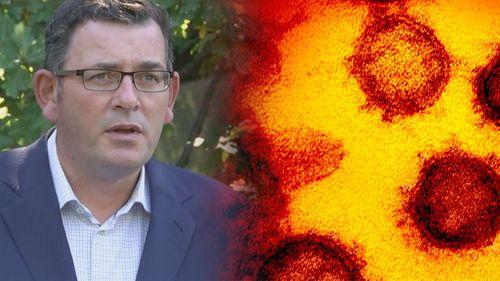 Dan Andrews on coronavirus leak in Melbourne
