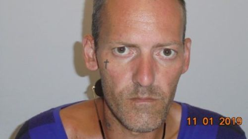 Police arrest dangerous sex offender in car park