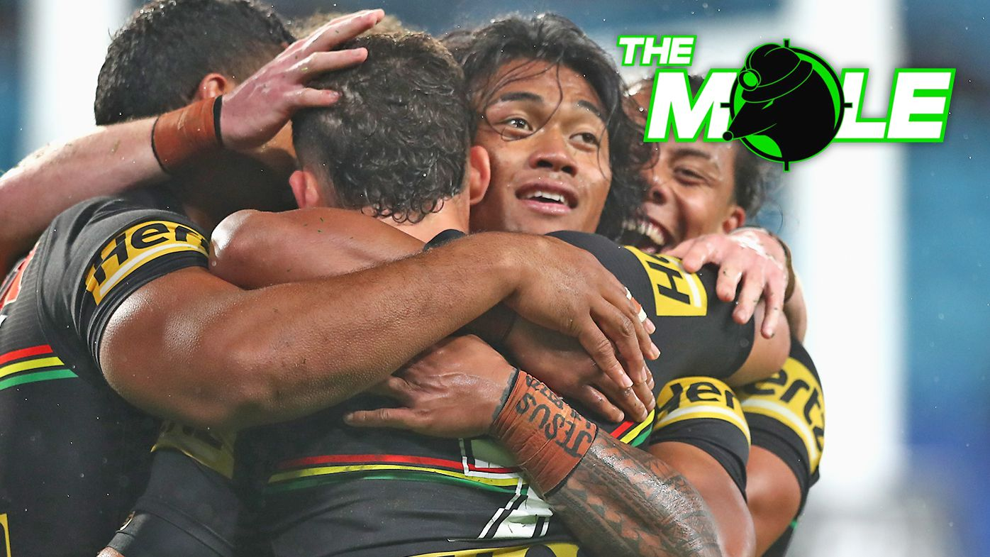 The Mole: Panthers superstar threatens NRL rival's mantle, Roosters get last laugh on Latrell Mitchell incident fallout