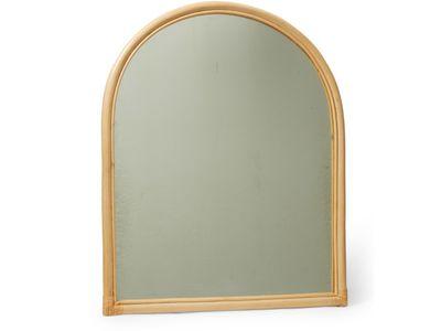 Rattan Arch Mirror — Big W