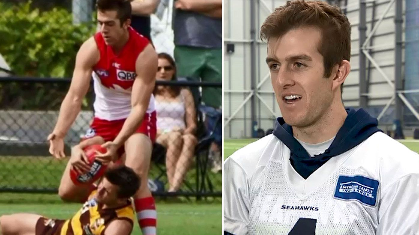 Aussie punter Michael Dickson named in NFL All Pro team