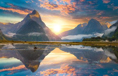 19. Fiordland National Park, New Zealand