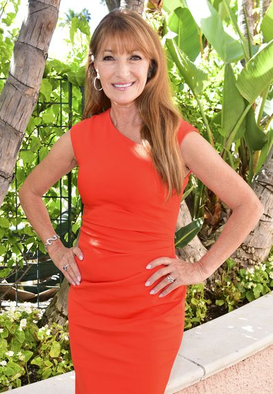Jane Seymour, talks, marriages, divorce, interview, Michael Attenborough, Geoffrey Planer, David Flynn, James Keach