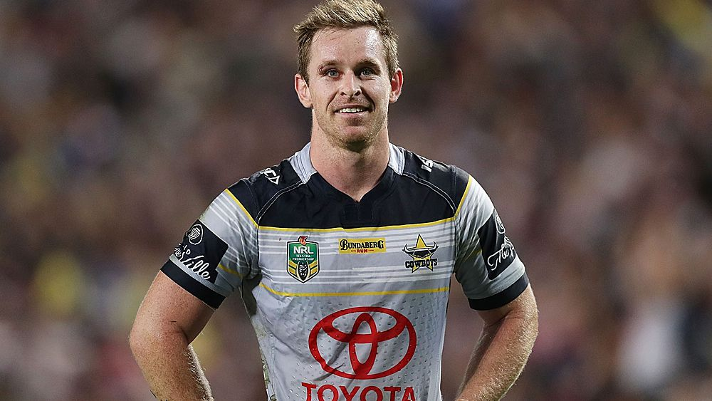 NRL finals: Cowboys star Johnathan Thurston proud of North Queensland halfback Michael Morgan