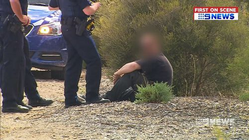 The hunt for Travis Kirchner continues. (9NEWS)
