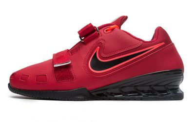 <strong>Nike Romaleos 2 (Crimson Red)</strong>