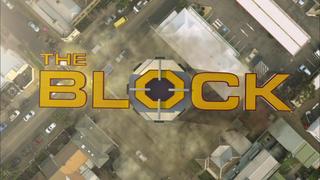 The Block 2015 logo.