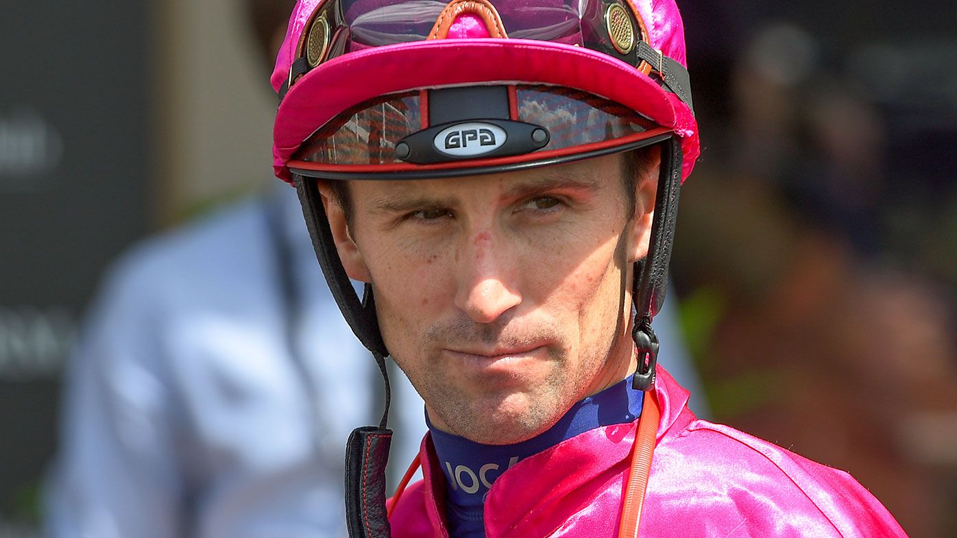 Jockey Tye Angland confirmed a quadriplegic after horror fall