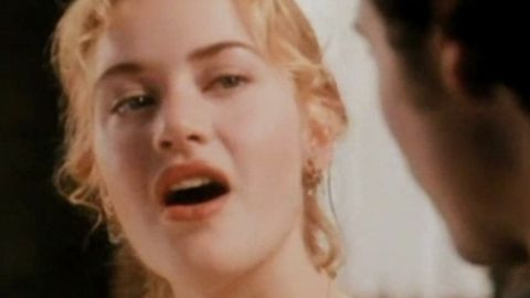 Watch: Kate Winslet's original Titanic screen test