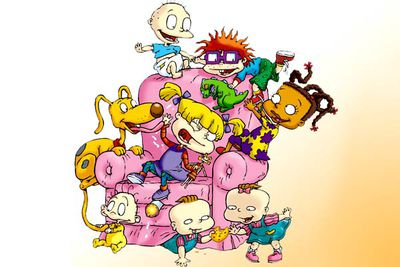 <B>Ran from:</B> 1991 to 2004.<br/><br/><B>Why it's awesome:</B> It's like a better-than-average soap with a comedic bent. Except it's a cartoon, and the majority of the characters you relate to are... babies. <em>Rugrats</em> managed to forge that connection between viewer and character, partly because babies do such adorable things &mdash; and partly because you were a baby once too.