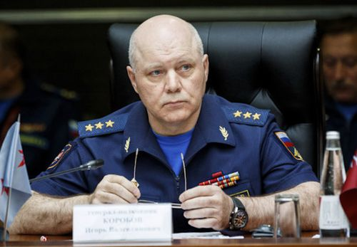 Head of Russian intelligence Igor Korobov died two years after replacing Igor Sergun, who also died in the top job.