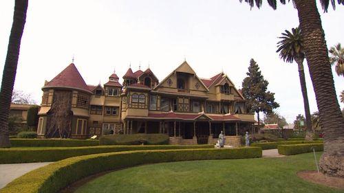 The spooky home has inspired a movie starring Oscar winner, Helen Mirren. (9NEWS)