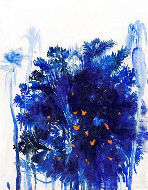 The auction includes works by Brett Whiteley (above), Sidney Nolan, Charles Blackman and more. (9NEWS)