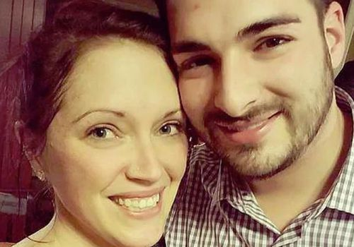 Newlywed limo crash victim sent chilling text minutes before death