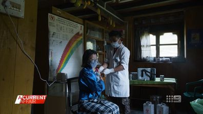 The third-world country with 90 per cent of their population vaccinated