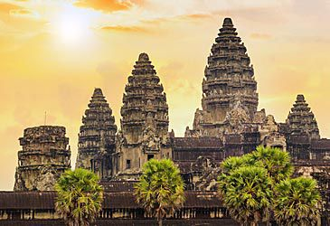 Daily Quiz: Which South-East Asian empire constructed the Angkor Wat temple?