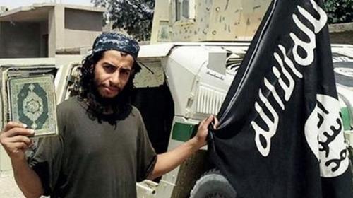 "Paris attacks ""mastermind"" Abdelhamid Abaaoud. (Photo: supplied)"