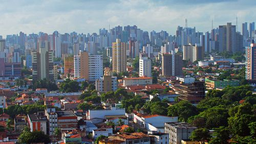 A prison revolt led to a major crime spree in the city of Fortaleza, Brazil.