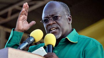 Tanzanian President John Pombe Magufuli has died in a hospital in Dar Es Salaam.