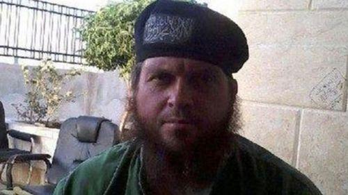 Kiwi jihadi Mark Taylor has been captured in Syria.
