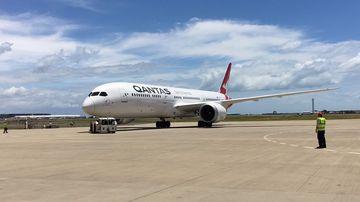 Plane crazy: First Dreamliner flight a dream come true for fanatics