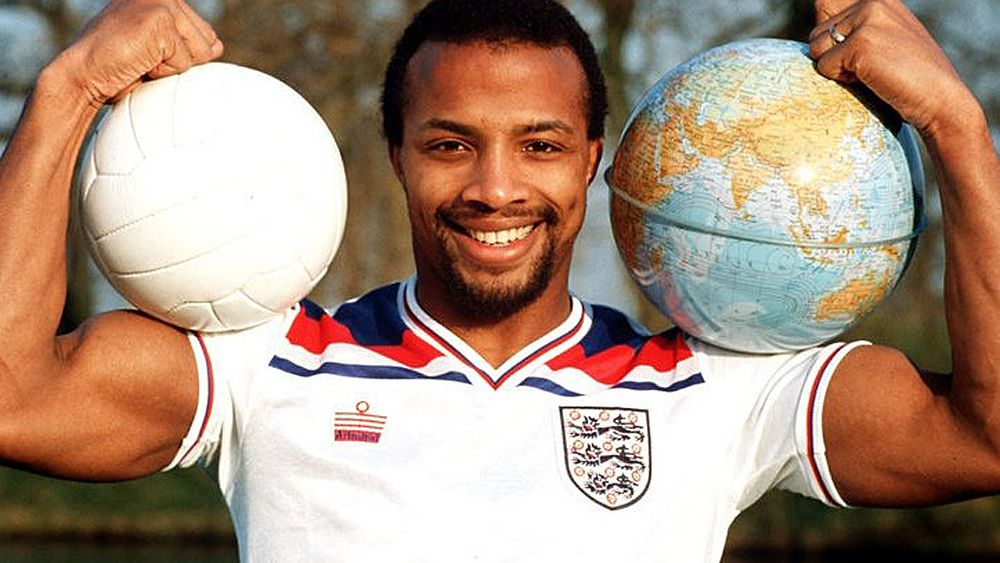 Football world mourns death of former England striker Cyrille Regis