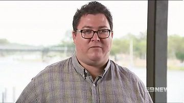 VIDEO: Mixed signals from rogue Coalition MP George Christensen over his loyalty to Malcolm Turnbull