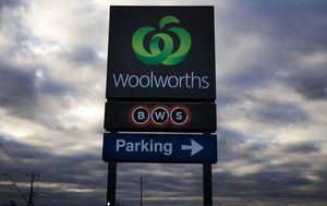 Woolworths run completely on renewable electricity by 2025