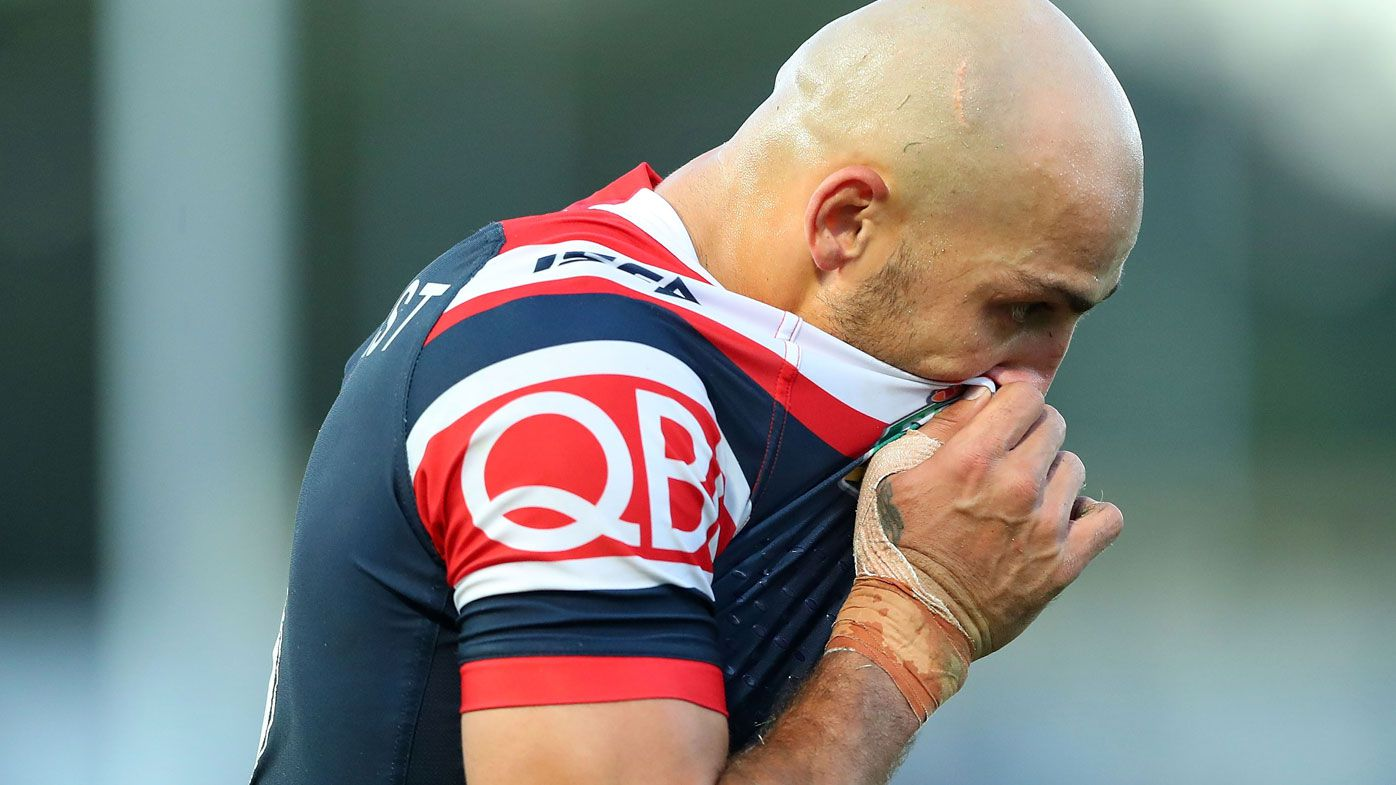 Axed NSW winger Blake Ferguson disappointed by State of Origin snubbing