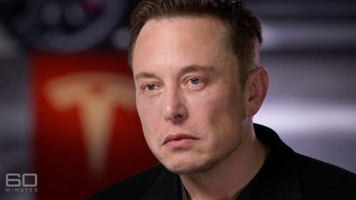 Elon Musk said he is shocked to hear Australians are struggling to pay their power bills. (60 Minutes)