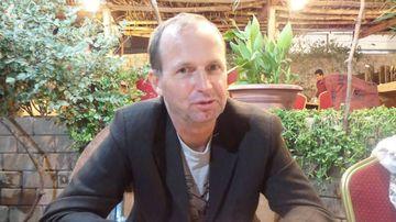 Kidnapped Australian man Craig McAllister. (Supplied)