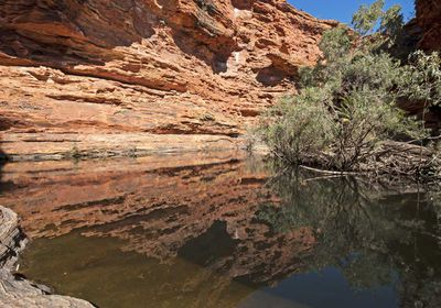 <p>NT: The Canyon Walk, 6km, Kings Canyon</p>