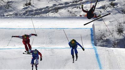 Canadian skier Chris Del Bosco suffers suspected broken pelvis after terrifying crash at Winter Olympics