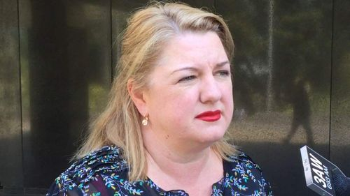 Victoria's Minister for the Prevention of Family Violence, Natalie Hutchins.