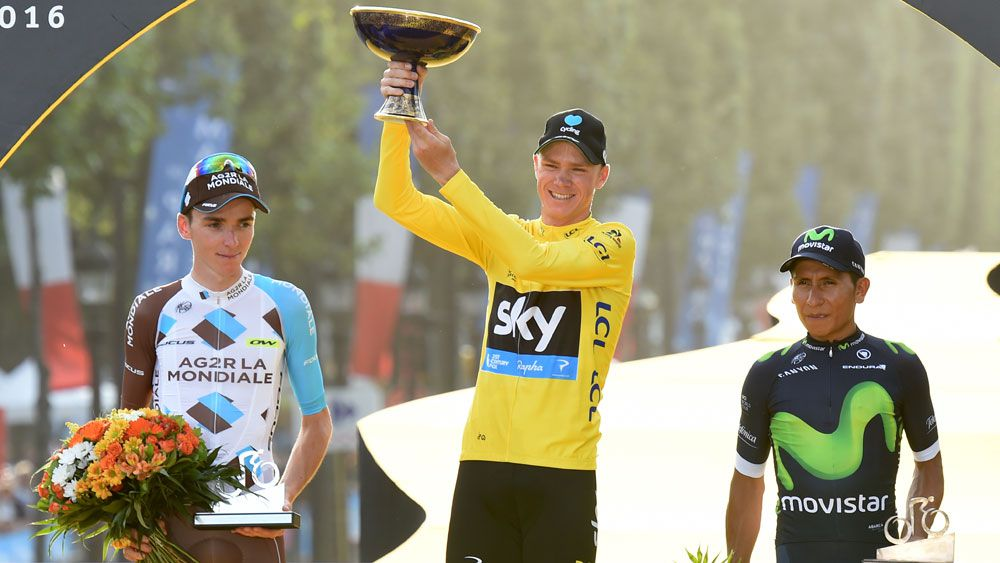 Froome cements Tour great status