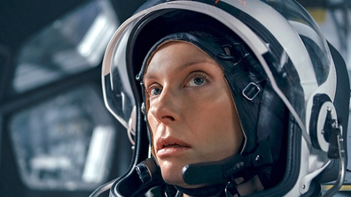 Collette plays Marina Barnett a member of a three-crew spacecraft mission.