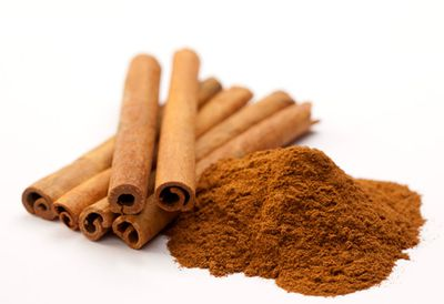 Cinnamon, spice and all things nice