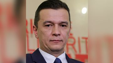 Romanian social-democrat Sorin Grindeanu. (AFP)