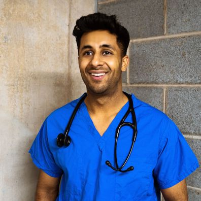 Dr Kishan Bodalia